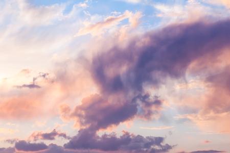 Sky background texture