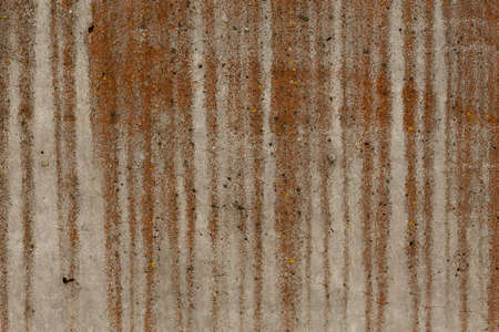 Old moldy concrete wall as abstract background texture