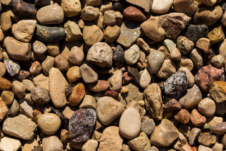 Wet Stone Pebbles Texture  Details Or Stone Pebbles Background Can be used For Design Stok Fotoğraf