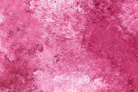 abstract pink background texture concrete or plaster hand made wall