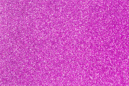 Pink glitter christmas abstract bokeh background. Blur bokeh background
