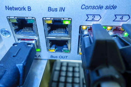 webserver: Network