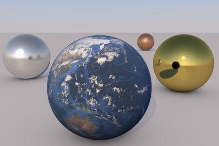rare: the rare earth and precious metals