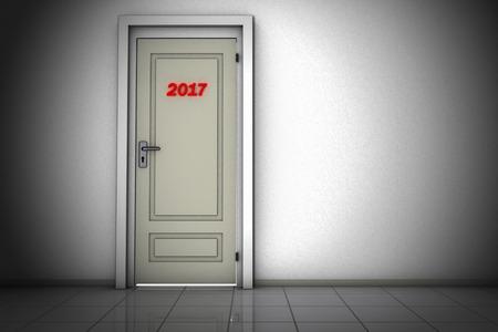 secret number: Door to the year 2017