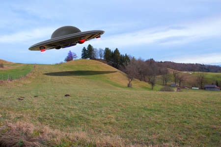 invader: An unidentified flying object