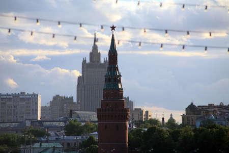 kremlin in cityscape Stock Photo - 1356282