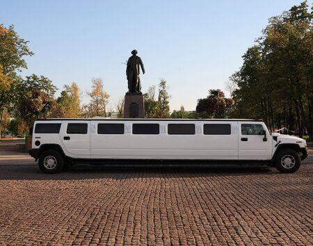 bruiloft limousine wachten op ceremonie september dailytime