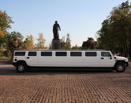 wedding limousine waiting on ceremony september dailytime