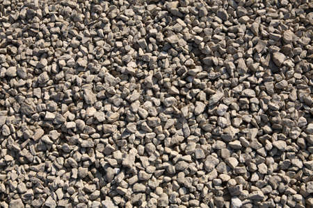 gravel for background, dayli time, pile of stone photo