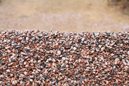 heap of gravel at dayli time Stock Photo - 3350683