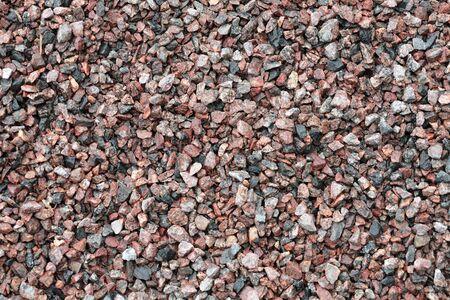 gravel for background Stock Photo - 3847354