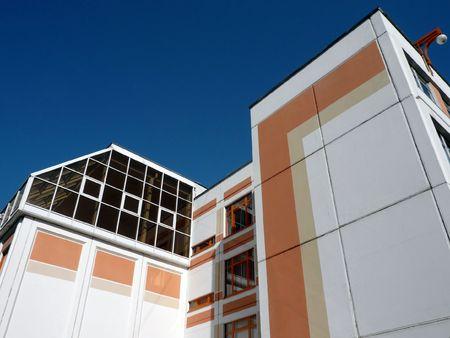schoolhouse: schoolhouse as art of building