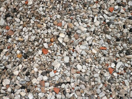 gravel for background at day Stock Photo - 6270722