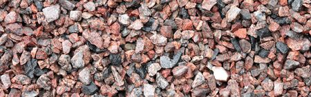 gravel for background at day Stock Photo - 6747527