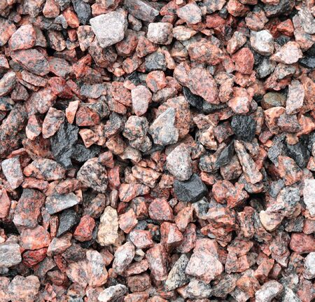 gravel for background at day Stock Photo - 6813579