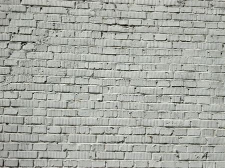 grey brick wall background at day Stock Photo - 6992133