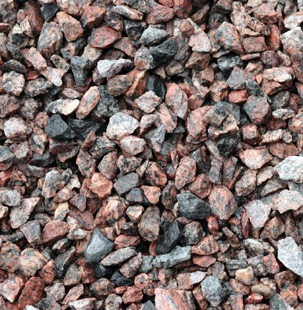 gravel for background, dayli time, pile of stone Stock Photo - 7066604