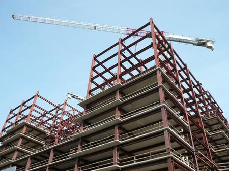house develop at dry sunny day 版權商用圖片 - 7910965