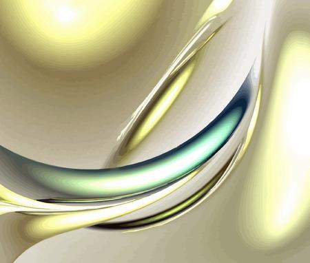 digitale fractal vector Stock Illustratie