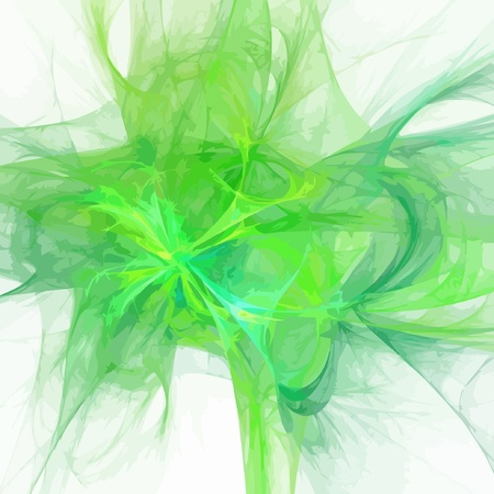 fractality: vector background