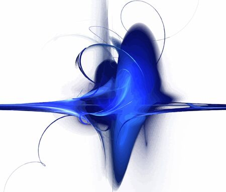 digital fractal Vector