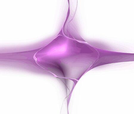 Vector Illustration of digital fractal Stock Vector - 10387339