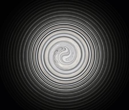 Vector Illustration of digital fractal Stock Vector - 10654164