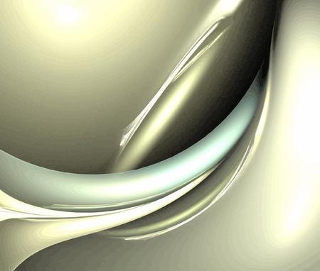 デジタル フラクタルのイラスト