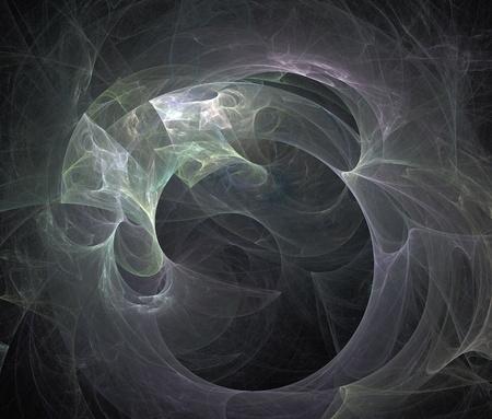 digital fractal 版權商用圖片 - 11382448