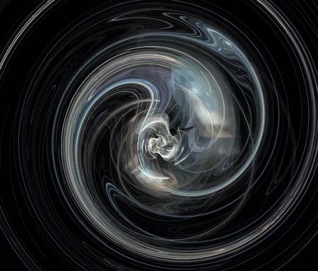 Vector Illustration of digital fractal Stock Vector - 11579355