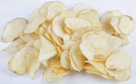 many of potato chips photo