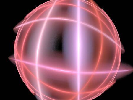 digital fractal photo