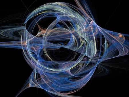 digital fractal Stock Photo - 12951924