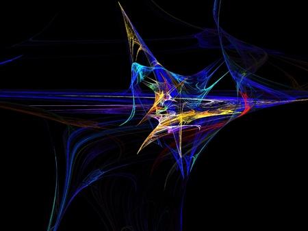 fractality: digital fractal