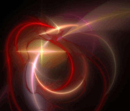 Vector Illustration of digital fractal Stock Vector - 13704863