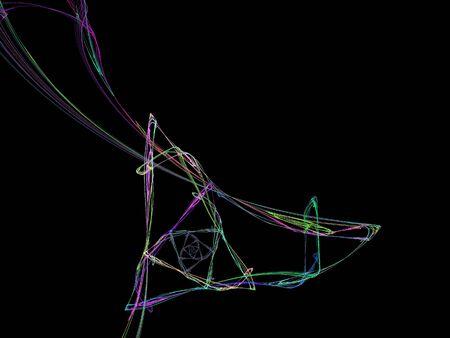 digital fractal Stock Photo - 13704689