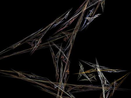 digital fractal Stock Photo - 13891075