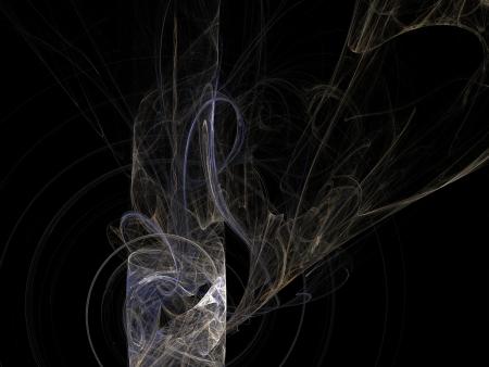 digital fractal Stock Photo - 14374234