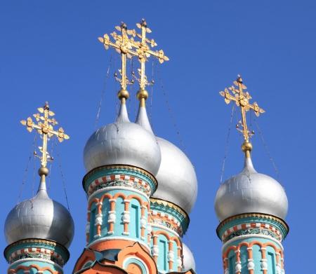 cupola of church photo