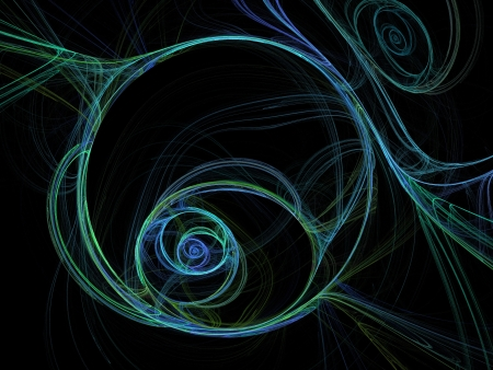 digital fractal Stock Photo - 14909037