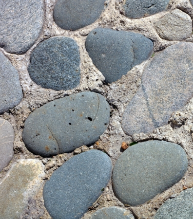 cobblestone background photo