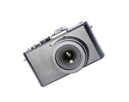 Compact Camera Isolated photo