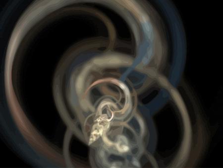 Vector Illustration of digital fractal Stock Vector - 24181818