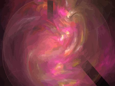 Vector Illustration of digital fractal Stock Vector - 27303489