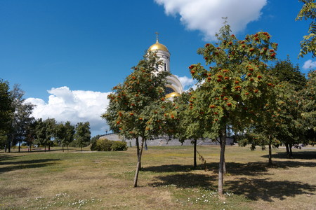 ashberry: Church and Ashberry