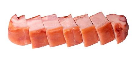 Sliced Pork Bacon photo