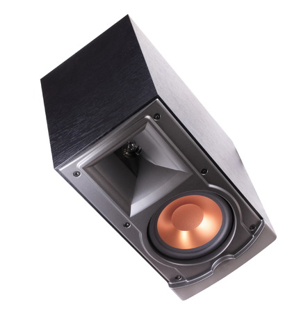 Speaker Isolated photo