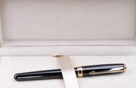case: fountain pen in case