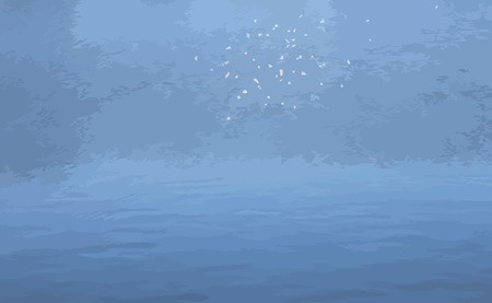 glare: glare on water Illustration