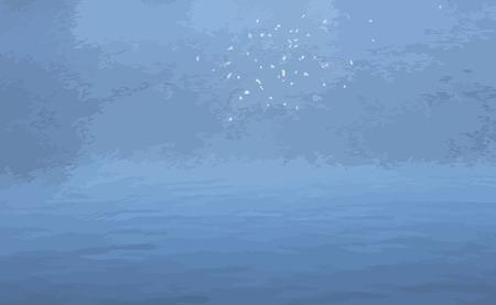 schittering: schittering op het water